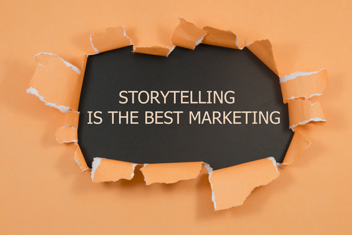 5 Ways to Use Storytelling Effectively in B2B Marketing